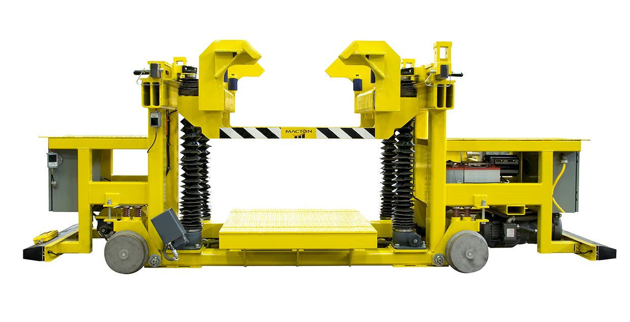 Split Rail Trolley Systems