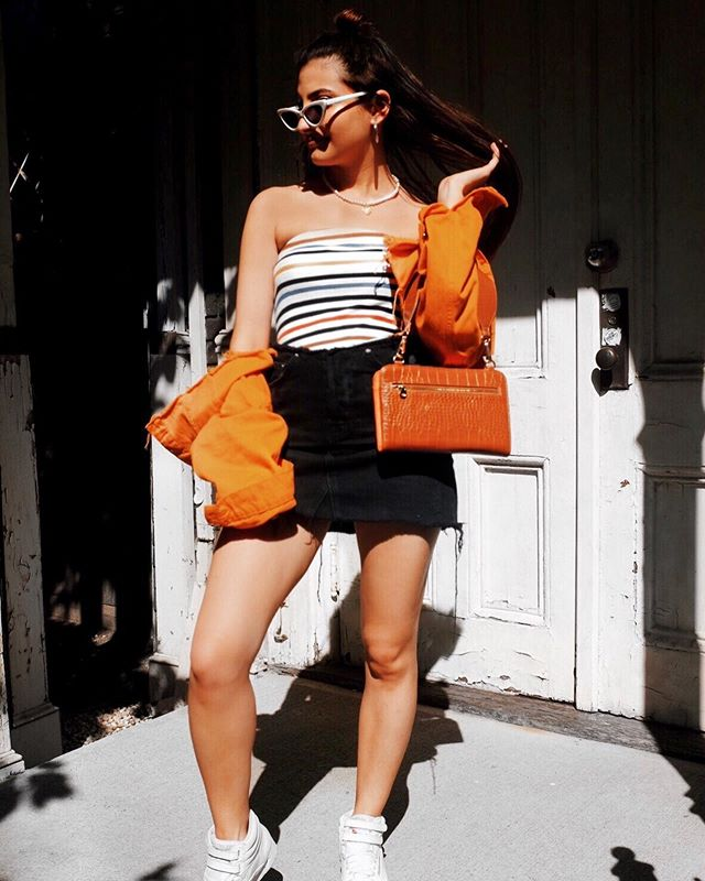 alexa play 'on a roll' by ashley o ✖️👄 #KILLERQUEEN • • • • • • • • • • • • • • • • #summerstyle #summerjam #fashionblogger #nycblogger #nycphotography #uoonyou #topshop #neonstyle #neonfashion #summerday #lookoftoday #bestoftheday #reebokswiththestraps #styleinspo #ontrend