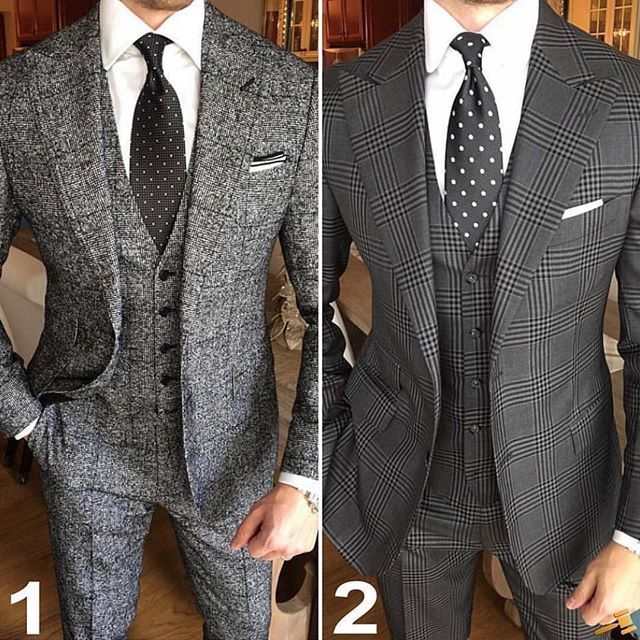 Comment your favorite?  EdwingJsons.com •••••••••••••••••••••••••••••••••••••••••••••••••••• • • • • • •  #suited #ejs #edwingjsons #suitors #tailoredsuit #suiting #suitstyle #designersuits #suitswag #mensuits #suitgrid #tailors #groomers #groomstyle #indiangroom #groomed #grooms #classydapper #dapperoutfits #dapperlife #dappered #gentlemens #gentlemenfashion #gentlemanstyle  #lehighvalleystyle #lehighvalley #motivation