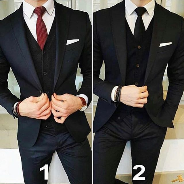 1 or 2 ?  EdwingJsons.com •••••••••••••••••••••••••••••••••••••••••••••••••••• • • • • • •  #suited #ejs #edwingjsons #suitors #tailoredsuit #suiting #suitstyle #designersuits #suitswag #mensuits #suitgrid #tailors #groomers #groomstyle #indiangroom #groomed #grooms #classydapper #dapperoutfits #dapperlife #dappered #gentlemens #gentlemenfashion #gentlemanstyle  #lehighvalleystyle #lehighvalley #motivation