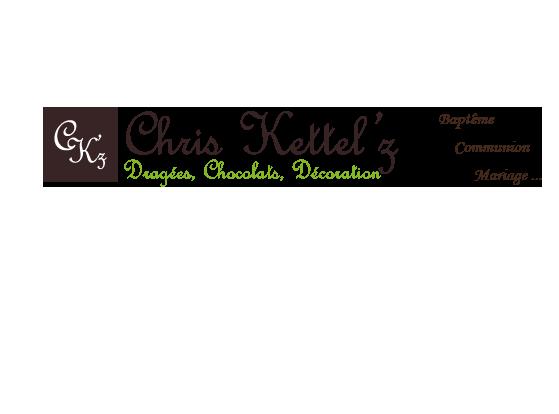Chris kettel'z : Pour les gourmands, parce qu'on y déguste de délicieux chocolats et dragées dans de magnifiques écrins.