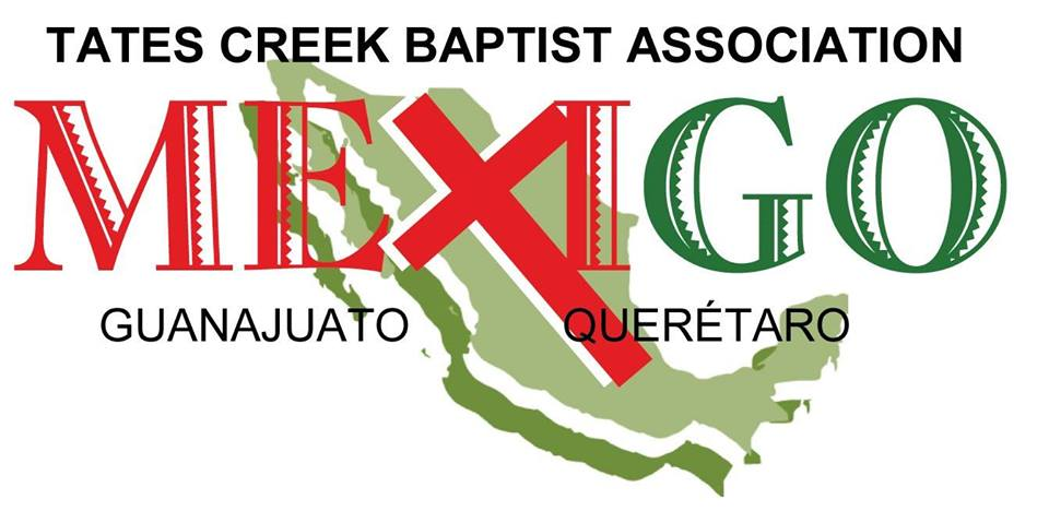 Serve others for Christ in Mexico. | Tates Creek Baptist Association | tcbaofky.com | #tcbaofky