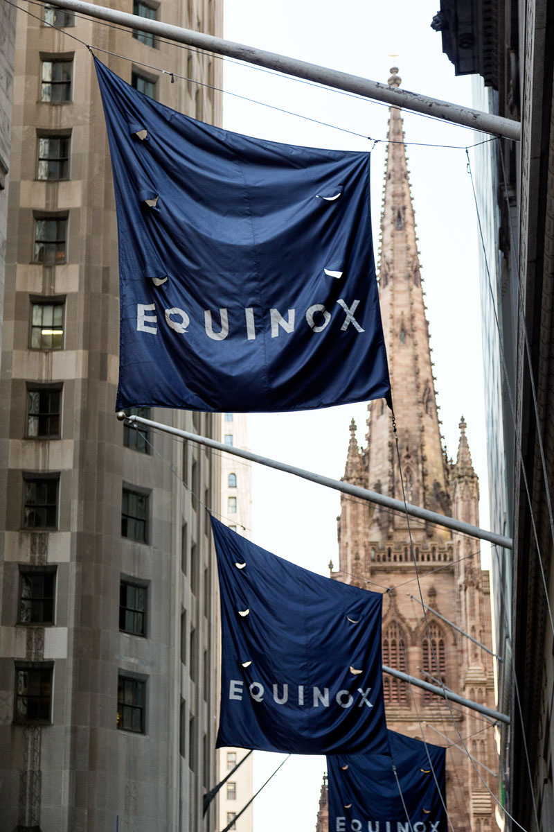 Equinox at 14 Wall