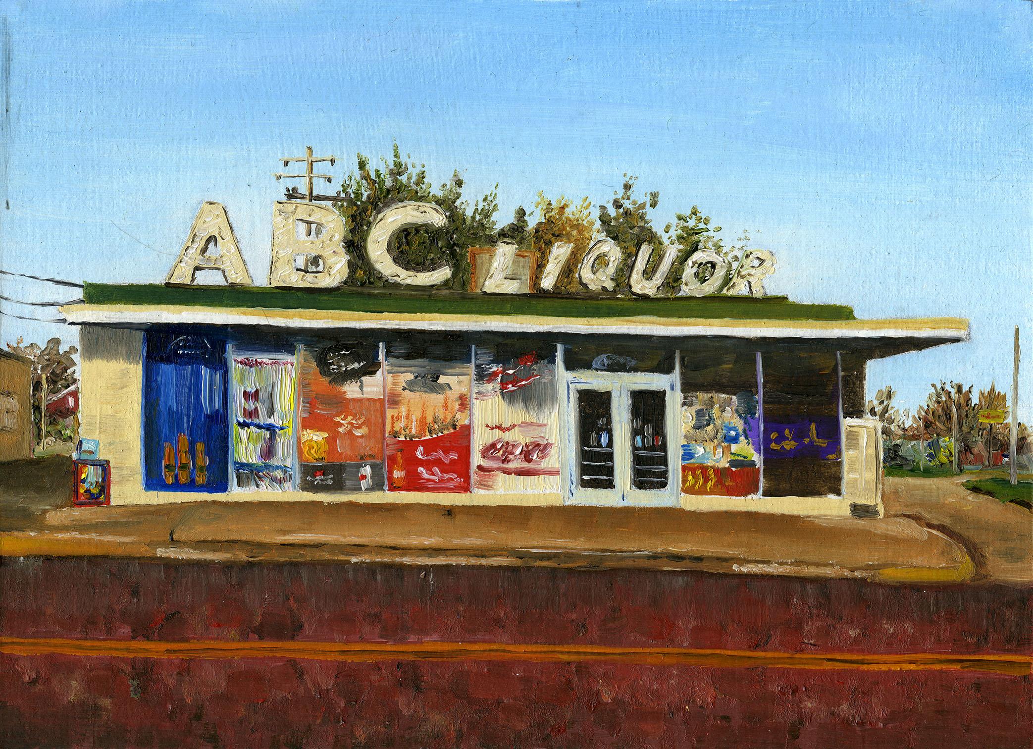 ABC Liquor - Day