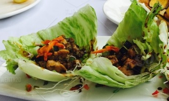 Grass Fed Beef Lettuce Wraps
