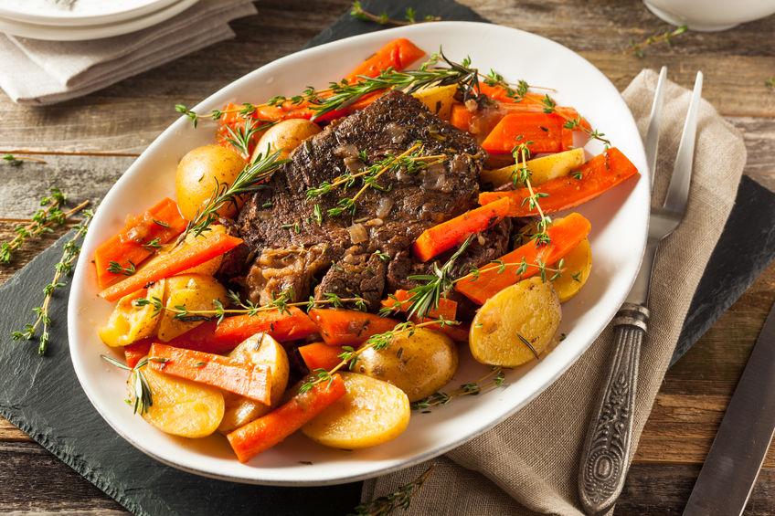 Nurture German Roast made with Nurture Ranch Grass Fed Roast Beef.