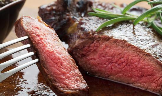 Nurture Ranch Grass Fed Steak