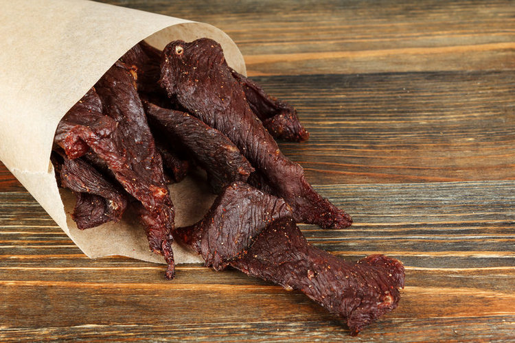 Nurture Ranch Nitrate Free Grass Fed Beef Jerky