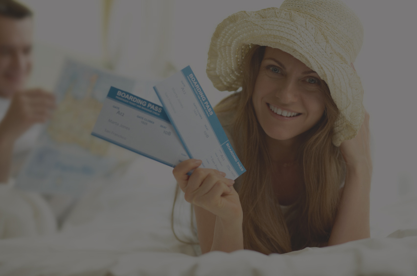 Onboard Airline Check-In -