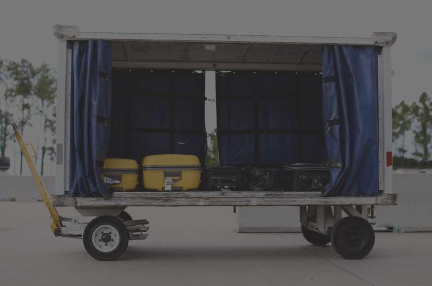 Baggage Trucking Management -