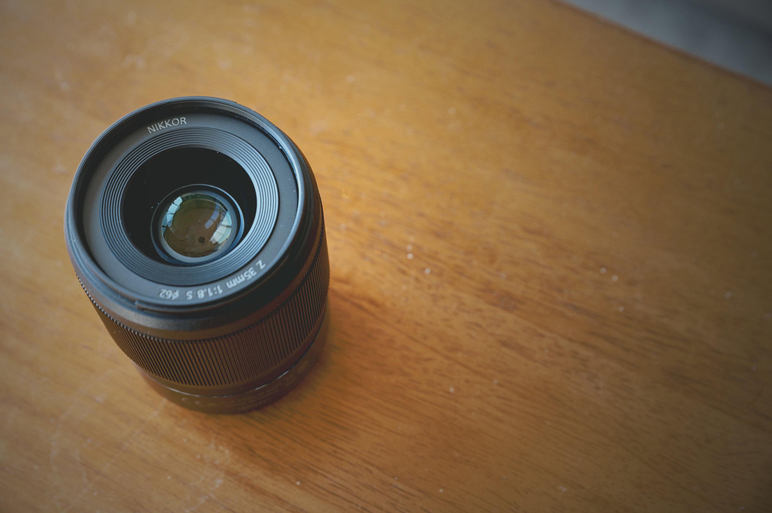 The Nikkor 35 MM - The Lens of the Storyteller