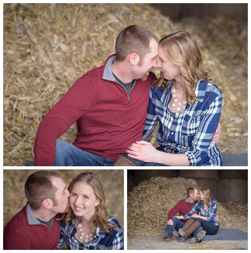 Watertown, WI hometown engagment shoot