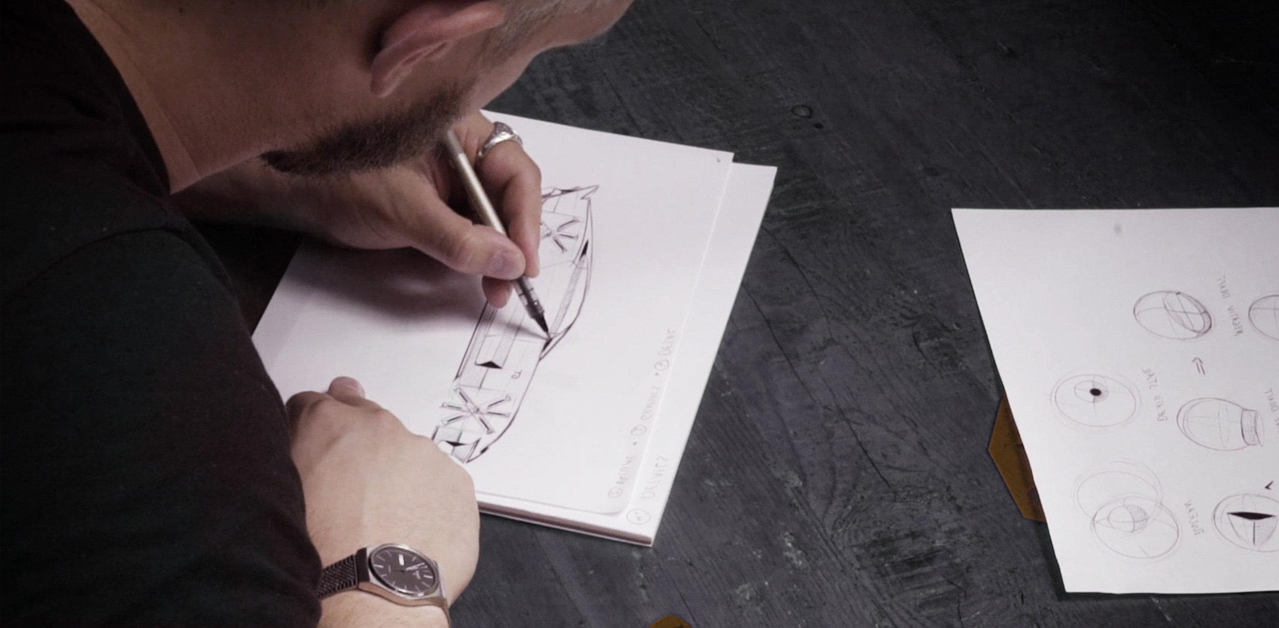 Design, Forward -