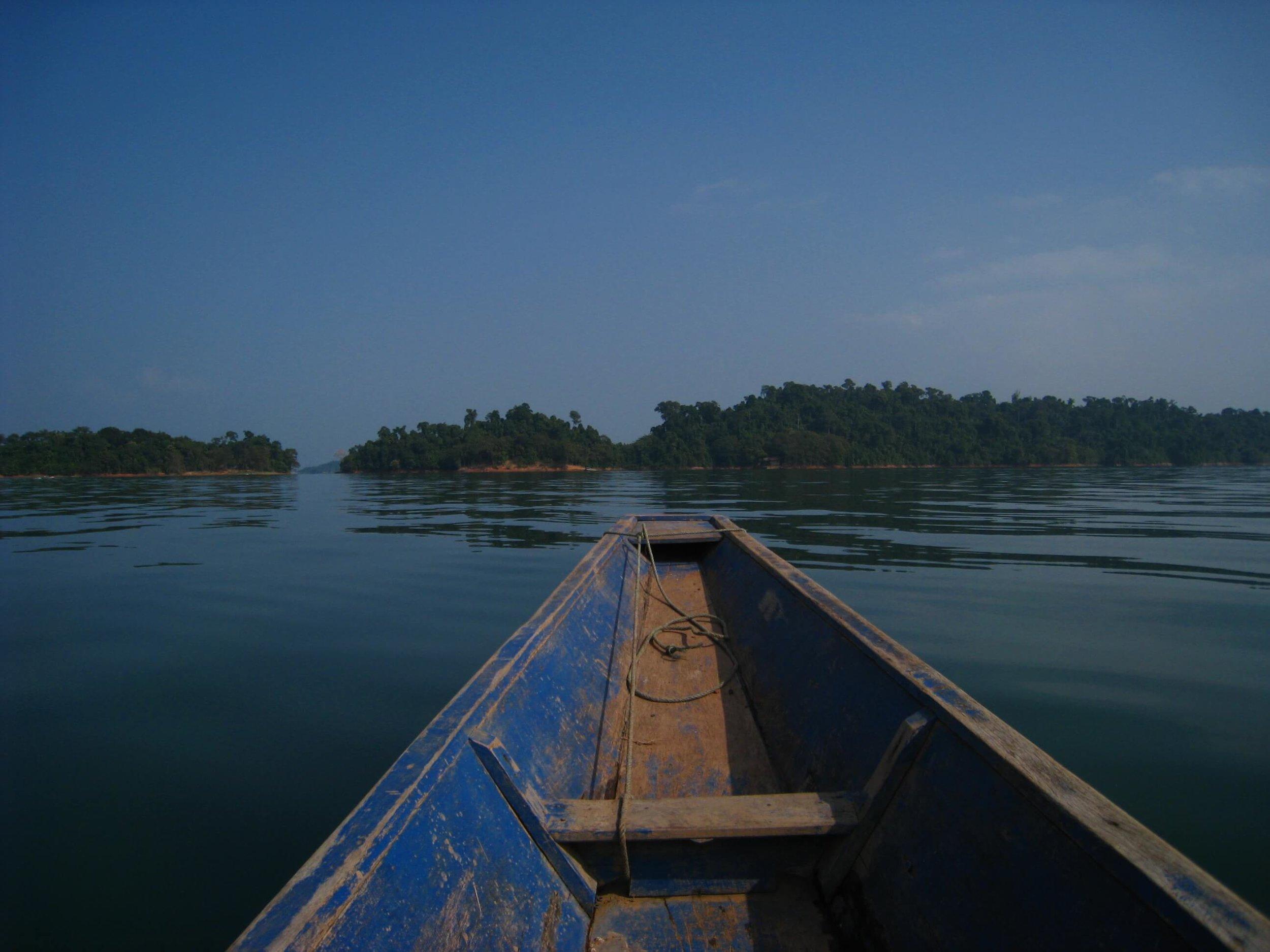 My Boat Ride