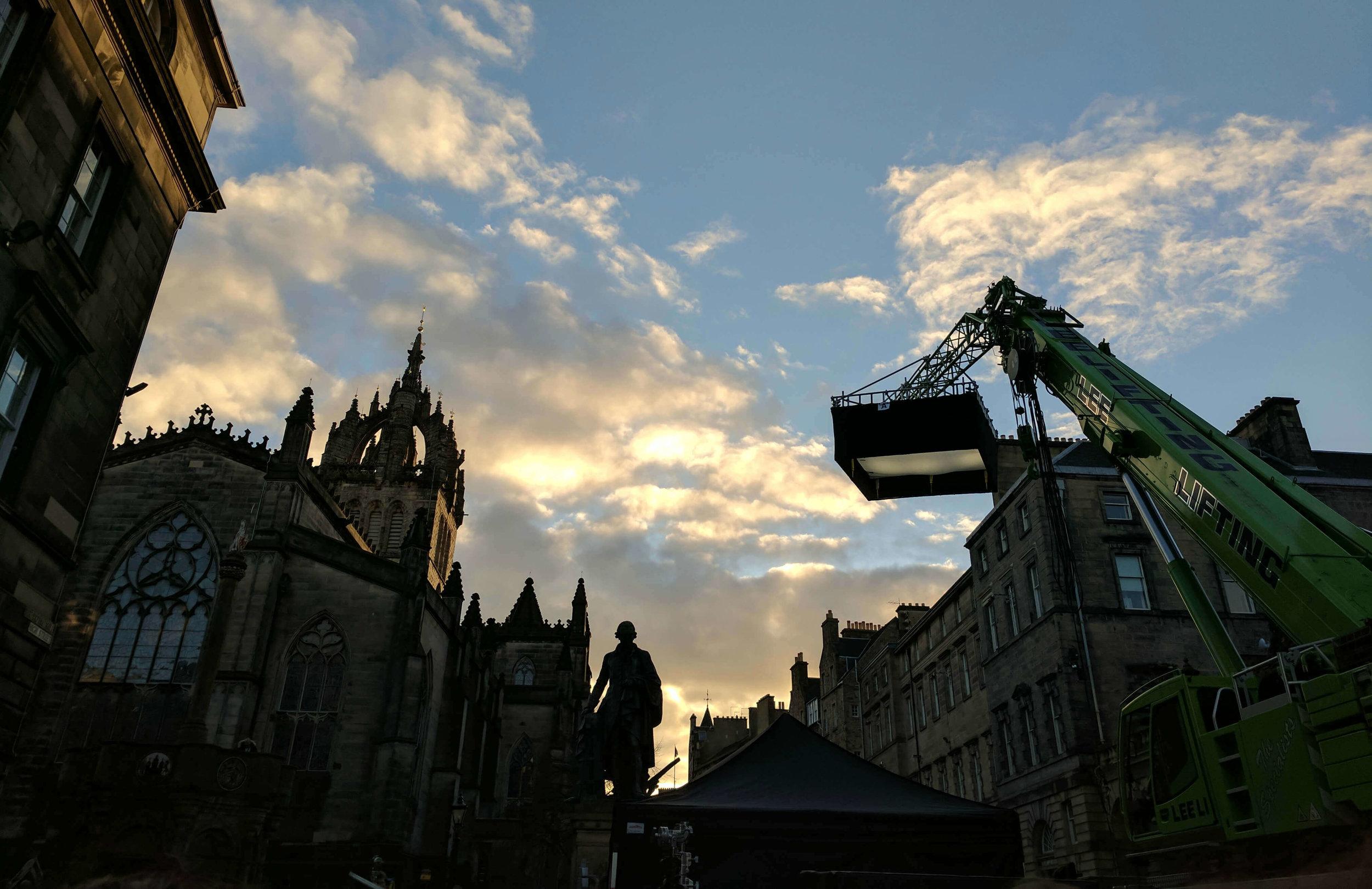 Don't forget to explore Edinburgh