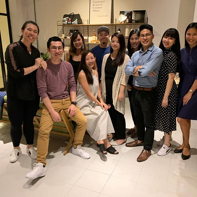 From SC team and friends, a massive thank you to everyone that  joined us for the very first #WorldCalligraphyDay / Singapore 2019 celebrations!  Check out some of the artists and friends who played a role in our #WorldCalligraphyDay planning and execution. A pity we couldn't get everyone in the shot cause there were more of us that helped out but couldn't stay till the end of the event!  For all the event highlights and the photos taken by our photographer @_deardanial , hop over to our Facebook page this afternoon (link in bio). You might find yourself in action!  P.s. While you're at it, follow our Facebook page for all the upcoming events we have planned for the next few months! We have public talks lined up and an overseas lettering artist to join us too.
