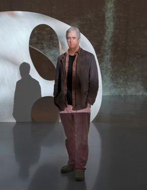 Tony Oursler (Photo via   sculpture-network.org  )