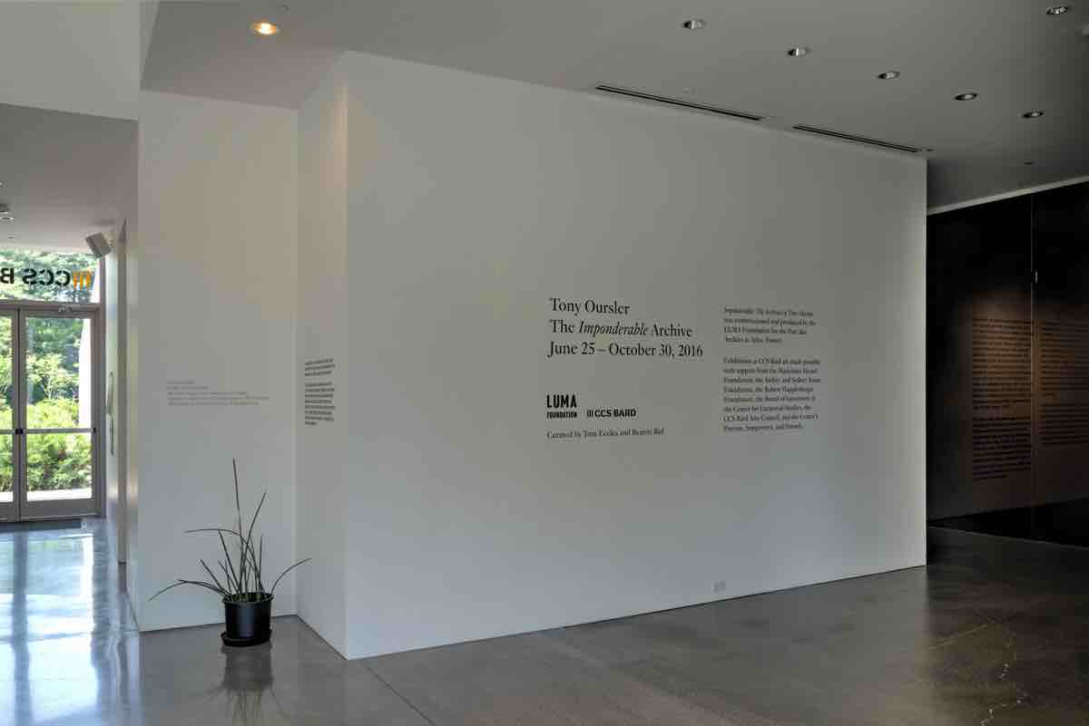 Installation View - Entrance