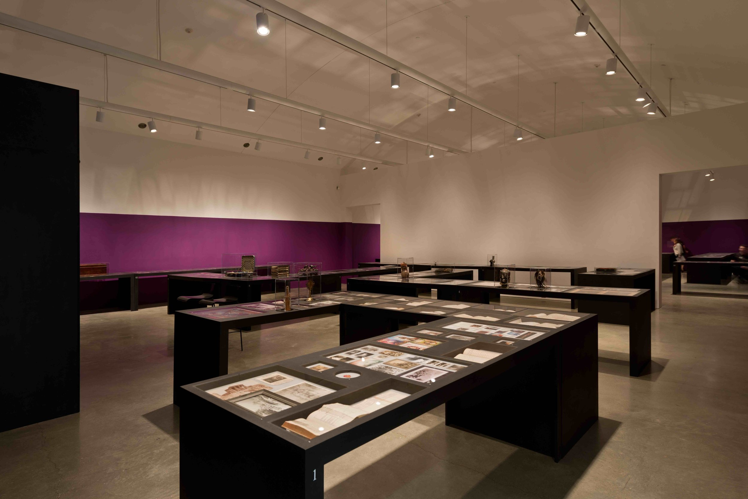 Installation View - The Archive