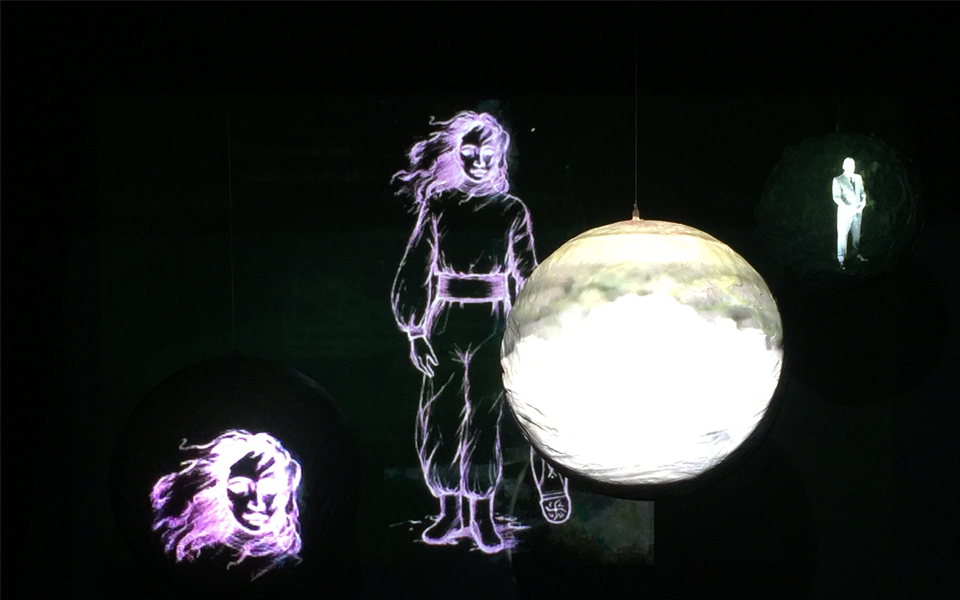 Installation View - My Saturnian Lover(s)
