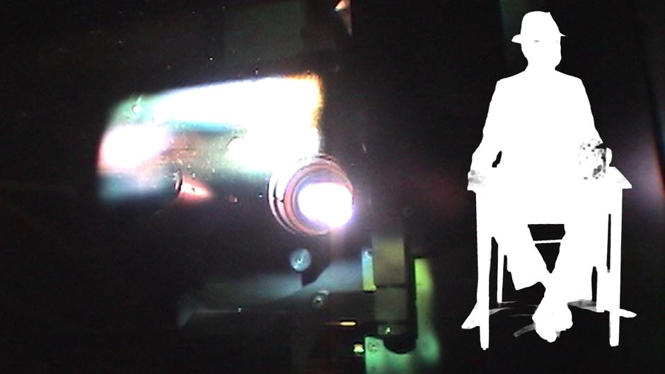 Installation View - Film