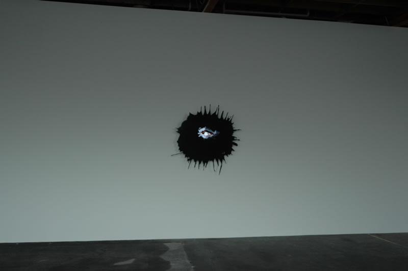 VOID VOID 2008 Oursler (Jensen Gallery).JPG