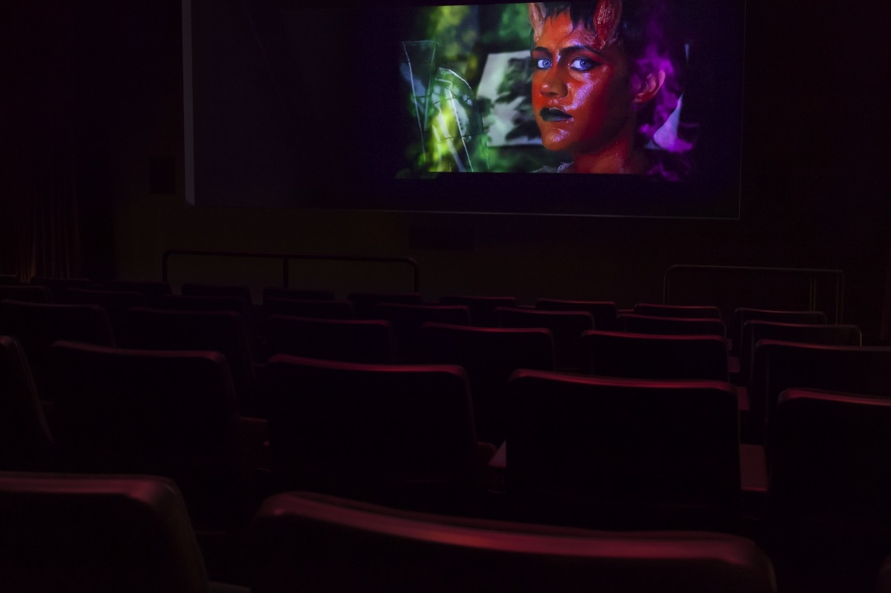 5D Film Theater - Installation View