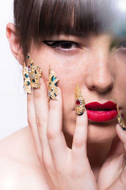 "Sonia ""G"" Molina  Manicurist - Advertising and Fashion"