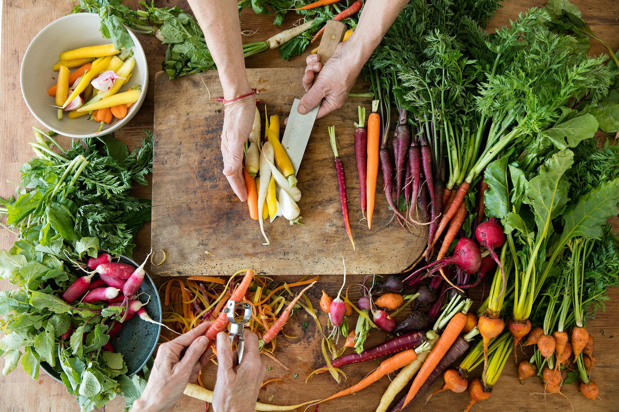 Fanny Pan  Food Styling — Greens & Things