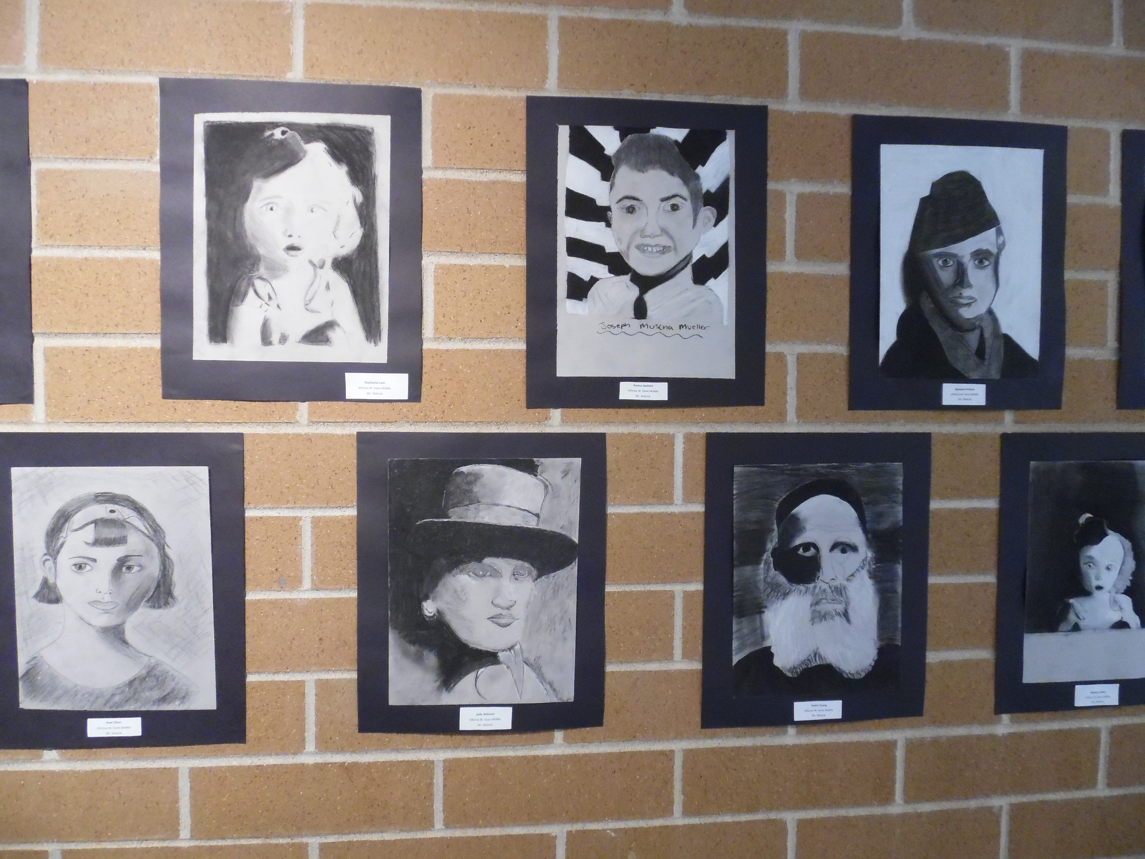 Art & the Holocaust - student projects