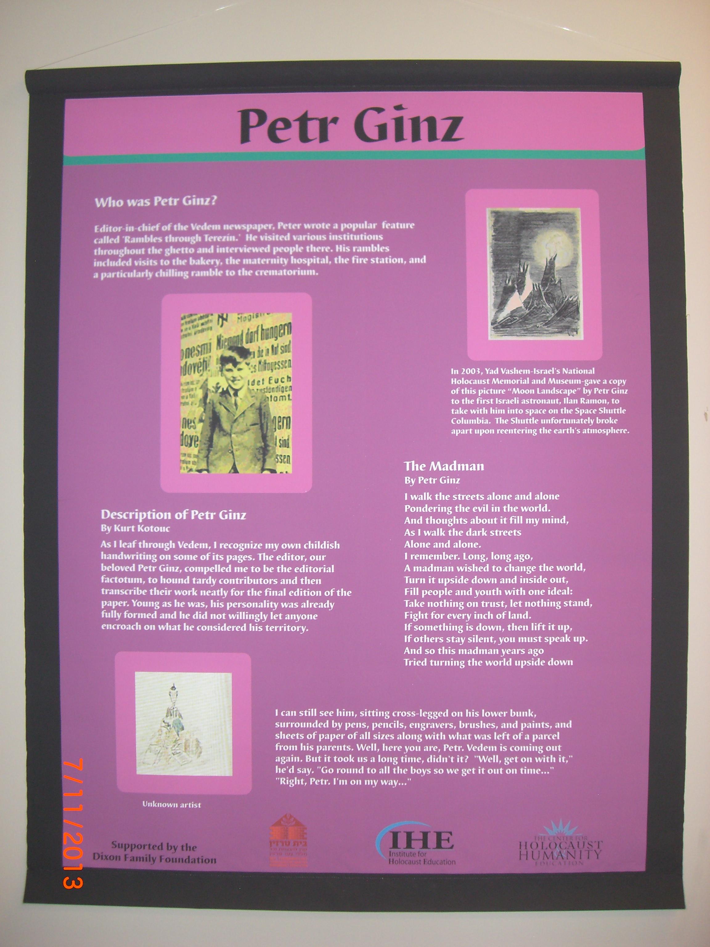 Peter Ginz