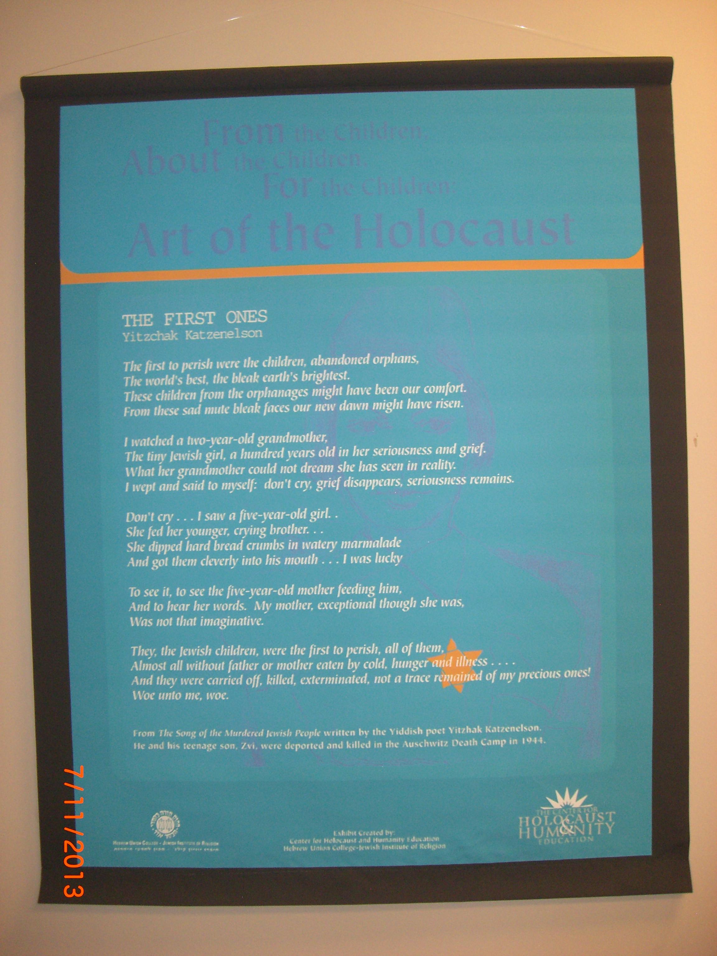 The First Ones: Lyrics