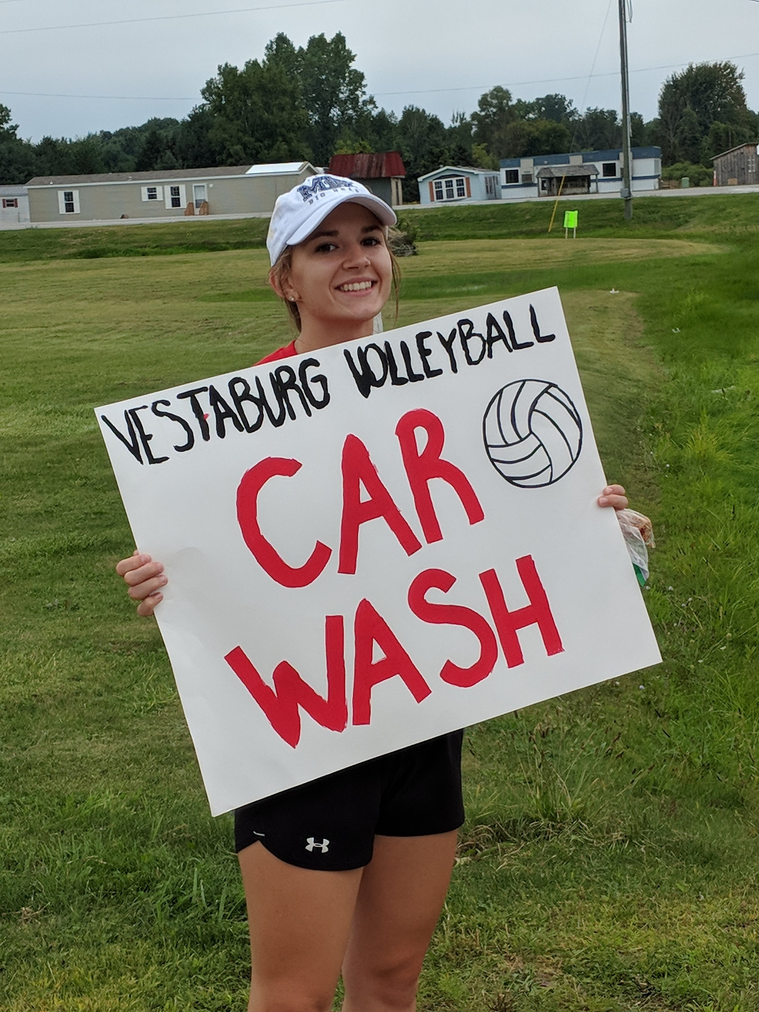 Varsity Volleyball Fundraiser 01