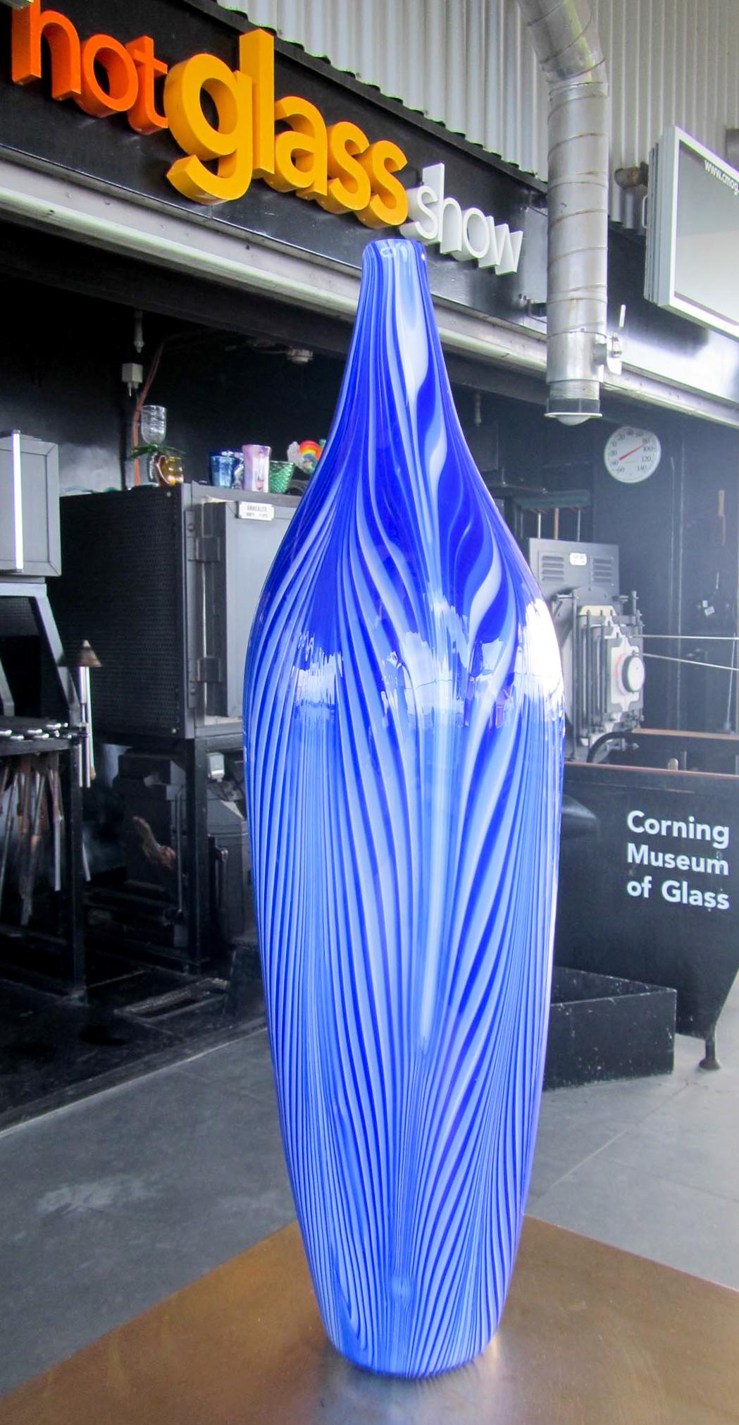 x Wrap & Rake Vase Blue.jpg