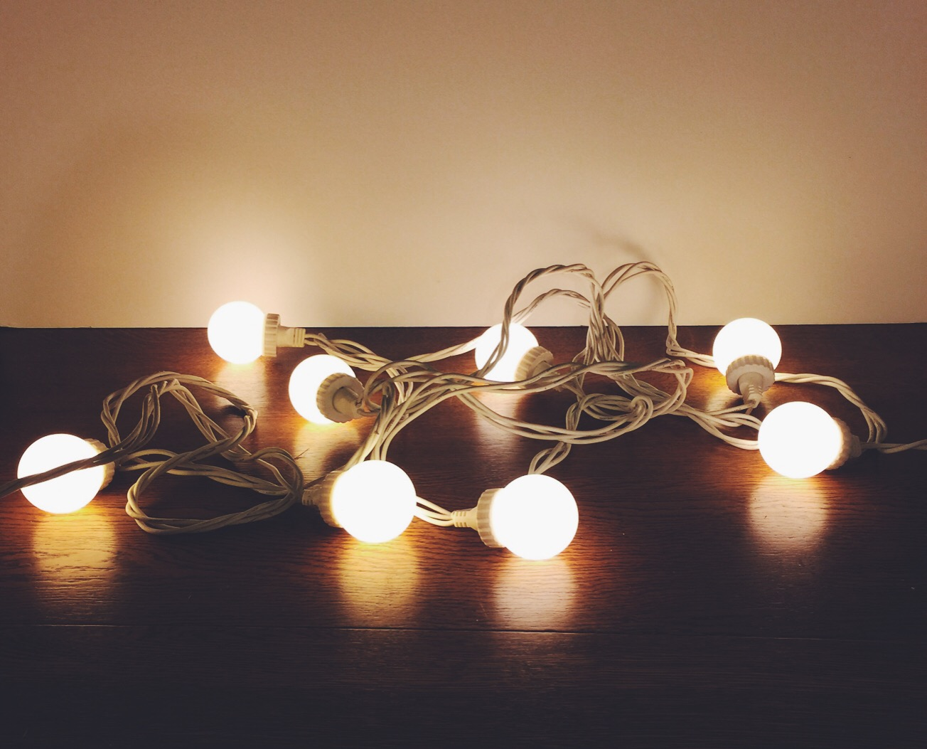 Festoon lighting £40 for 50 Metres