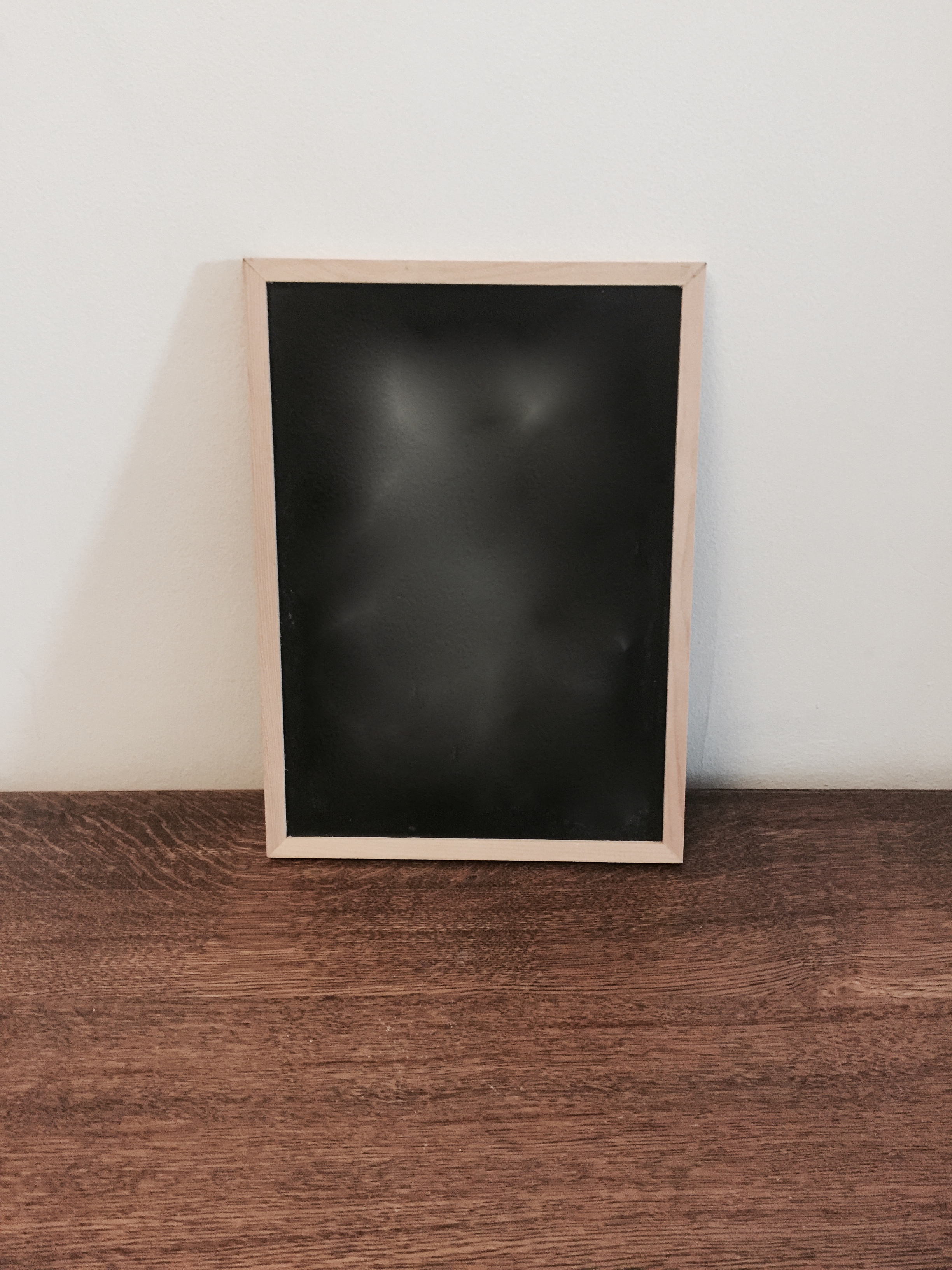 A4 Chalkboard £10 to hire