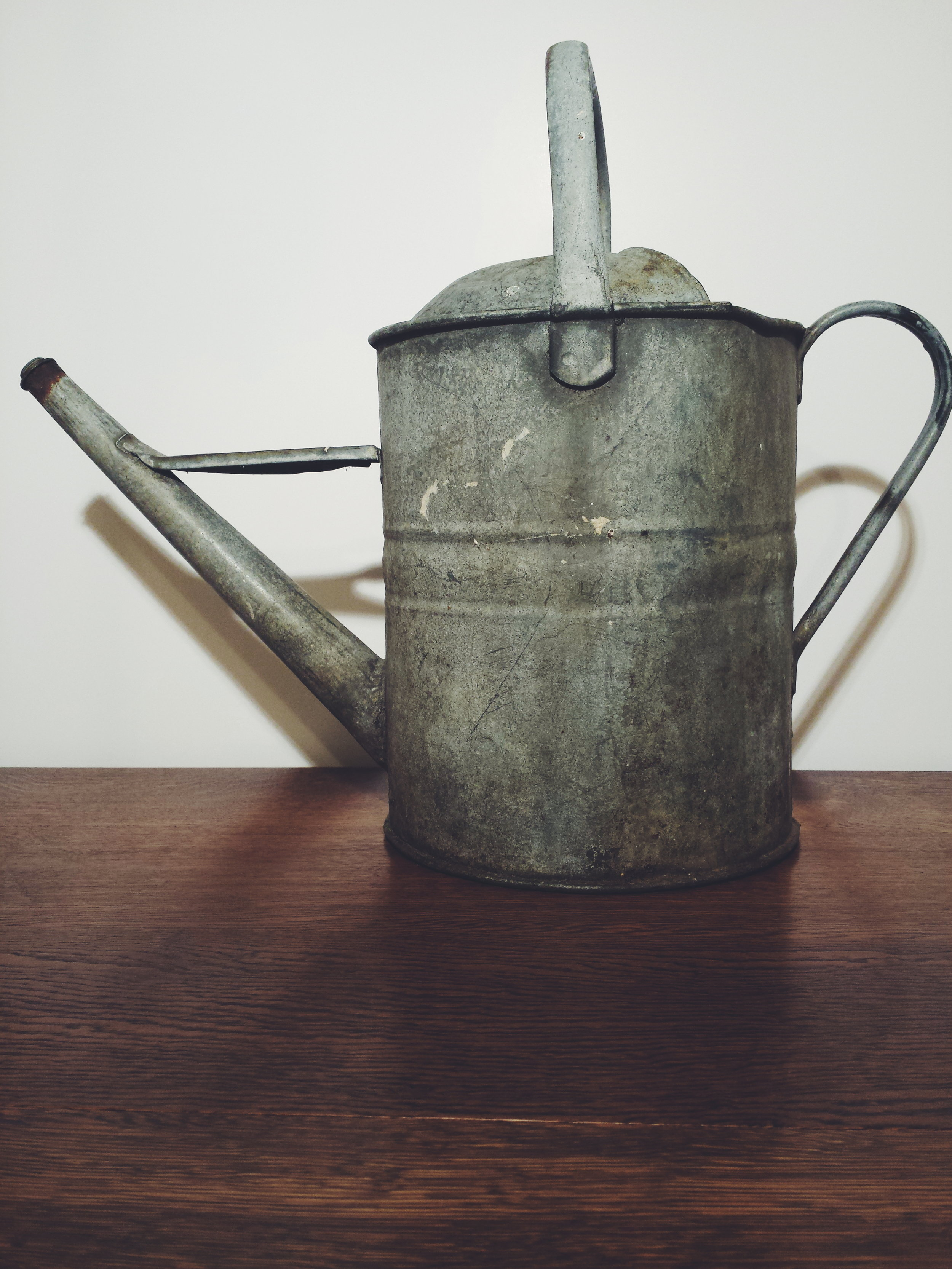 Watering can £7.50 to hire