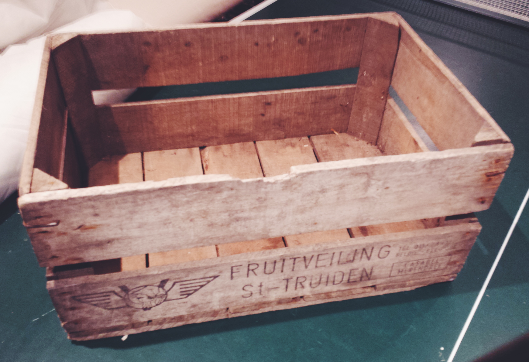Large fruit crate £10 to hire