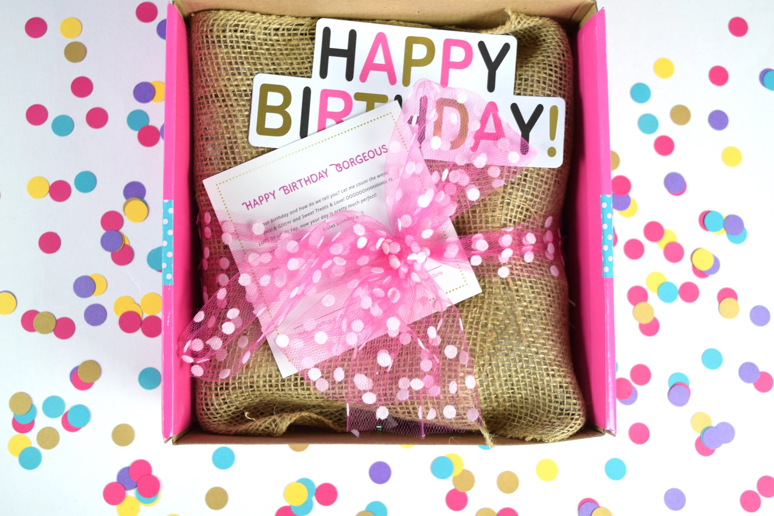 Surprise Gift Co. : Birthday gift