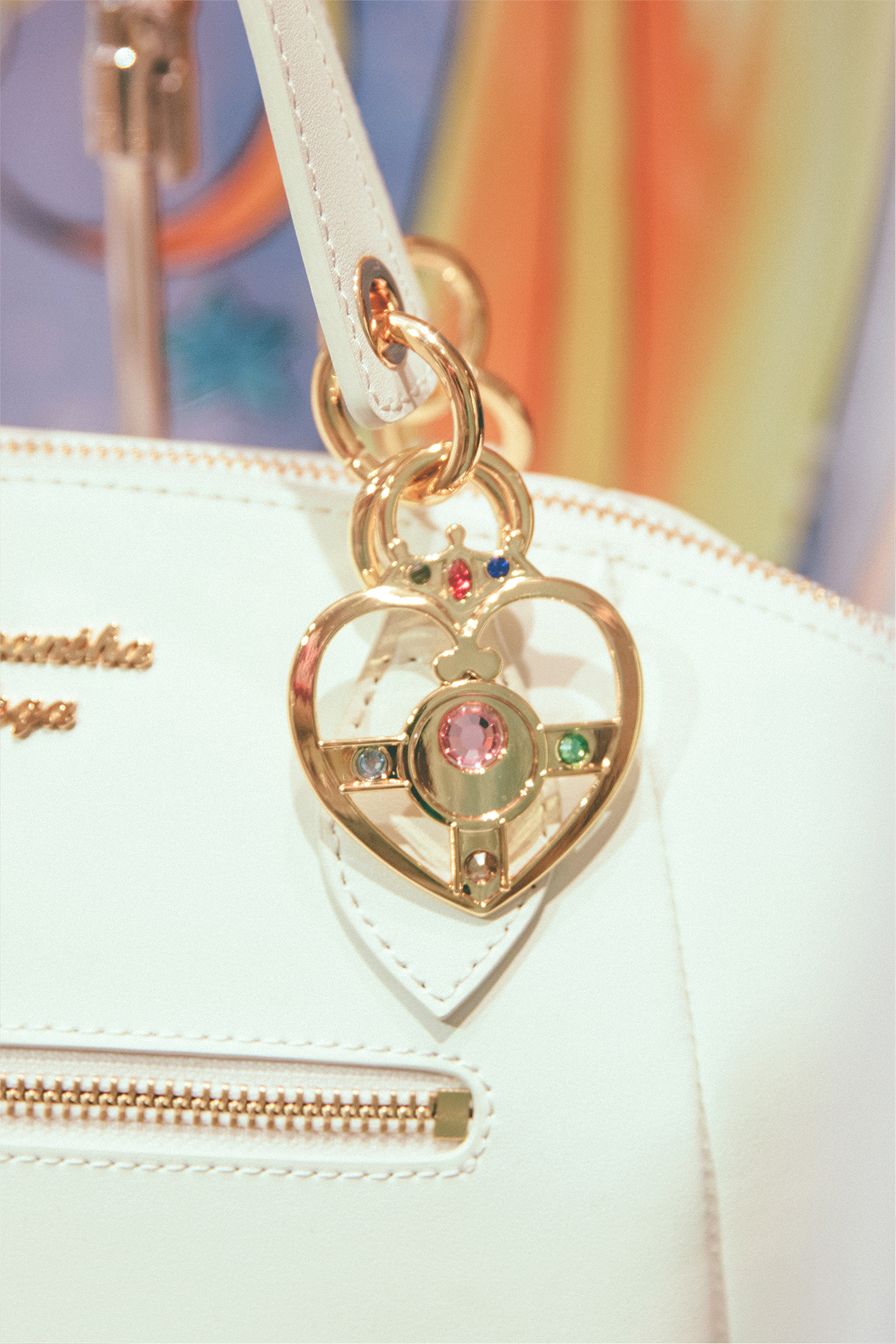 This Cosmic brooch handbag was gorgeous, but expensive at ¥45000, roughly $400!