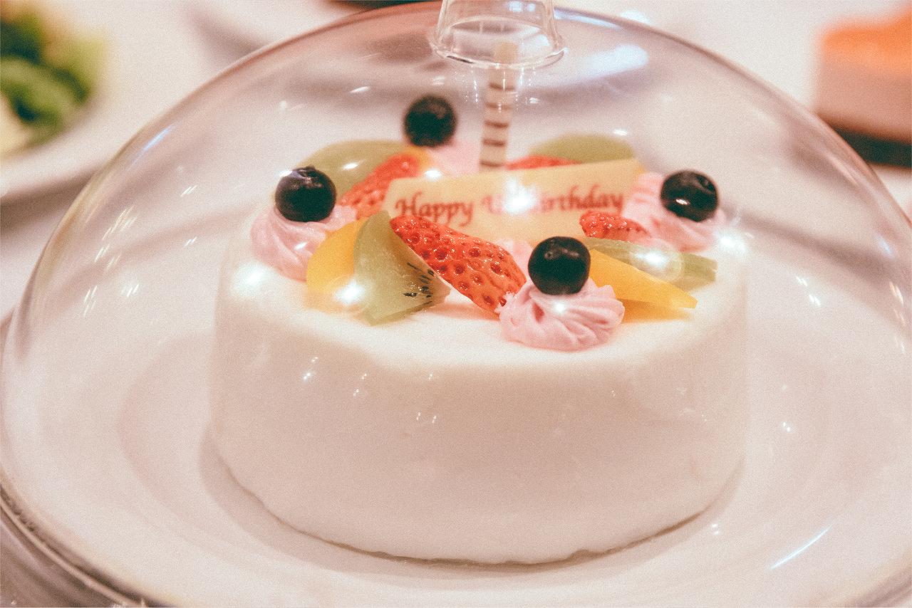A verry merry UNbirthday cake!