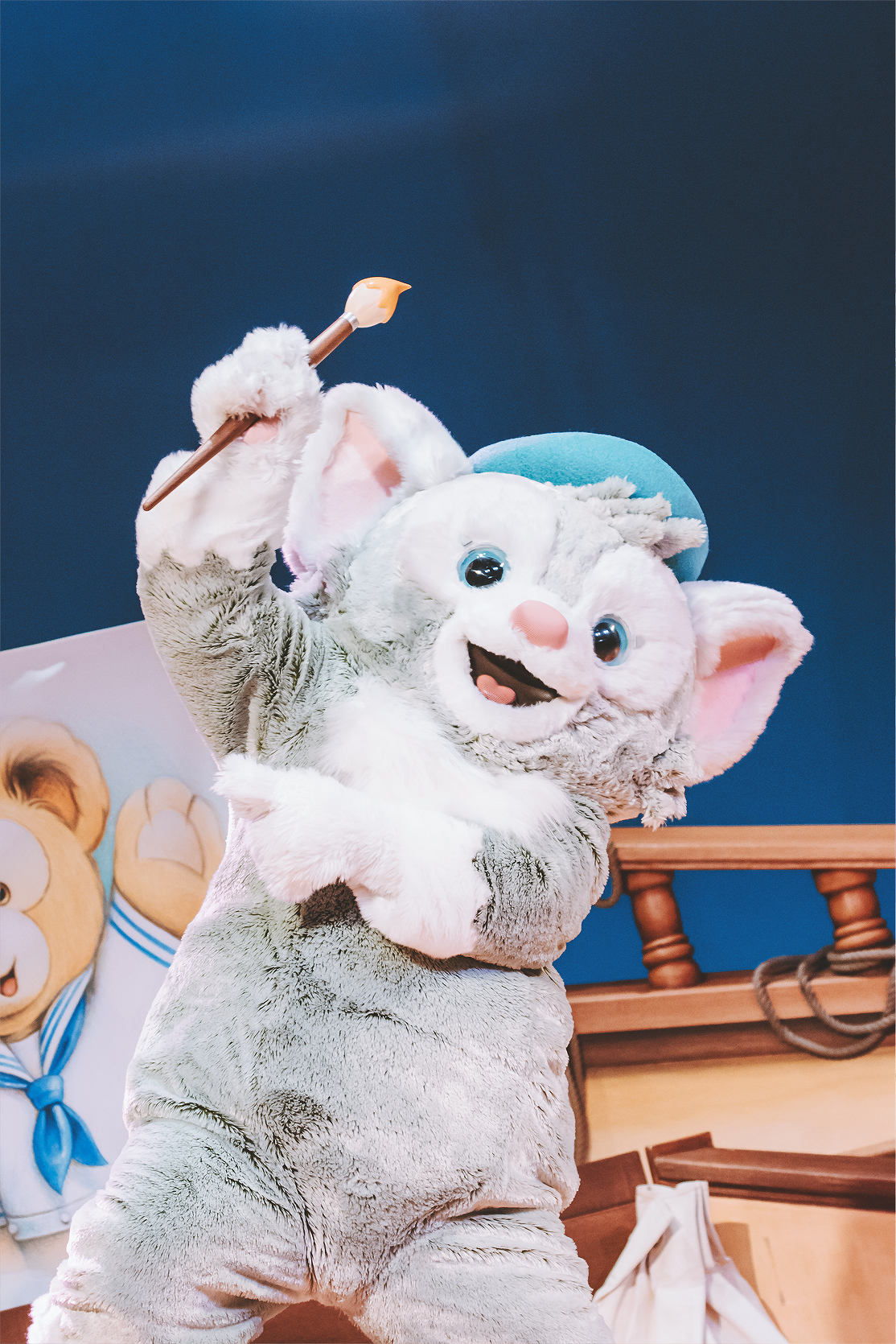 "My friend · Duffy ""My Sweet Home"" was actually the first time Gelatoni was given a voice and as you can imagine, he doesn't waste it!"