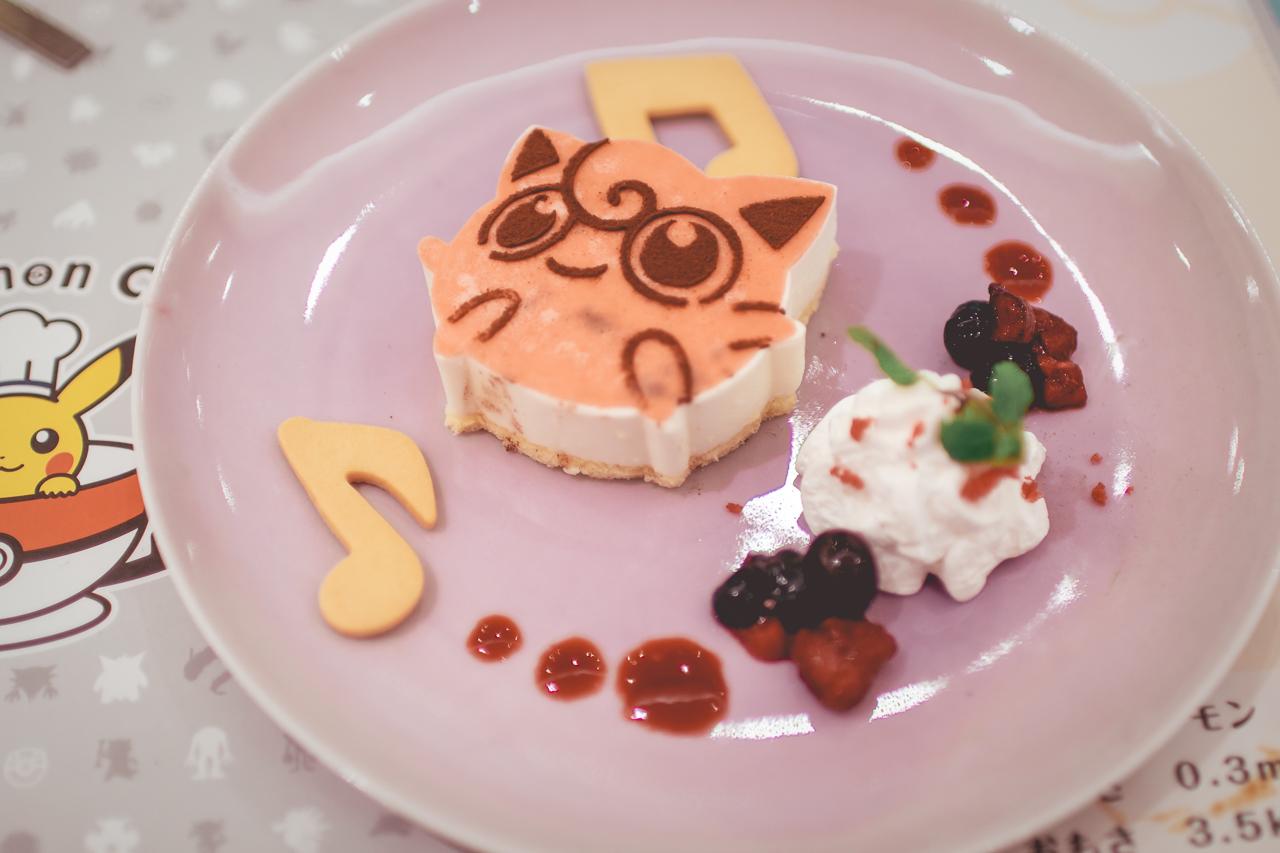 Jigglypuff Cheesecake