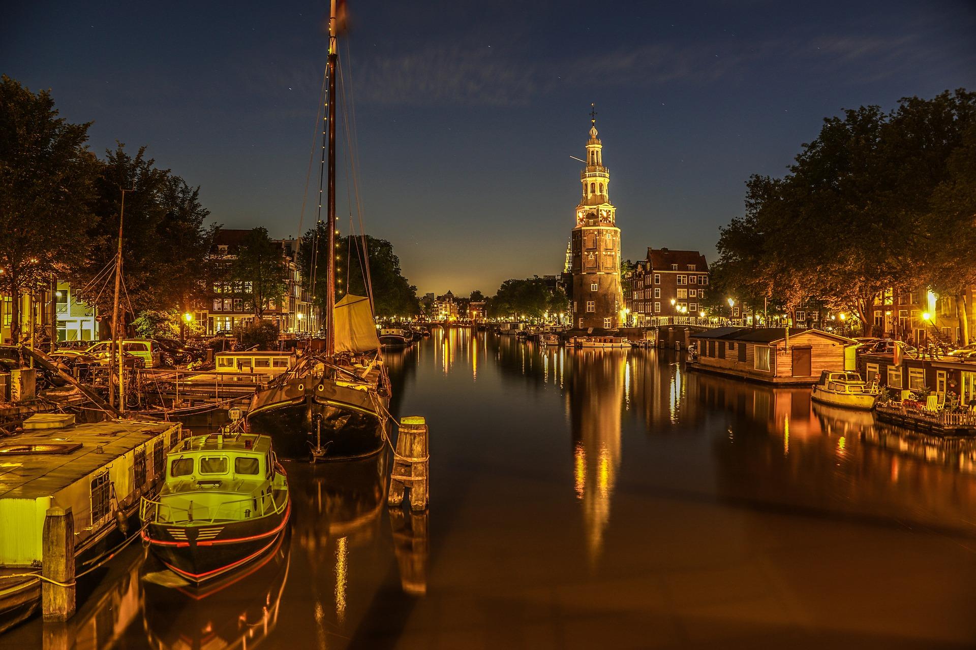 9. Amsterdam, The Netherlands -
