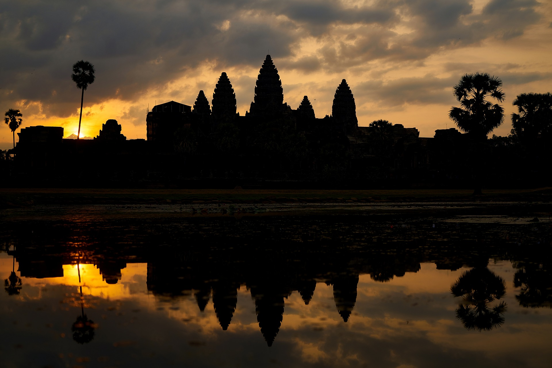 5. Siem Reap, Cambodia -