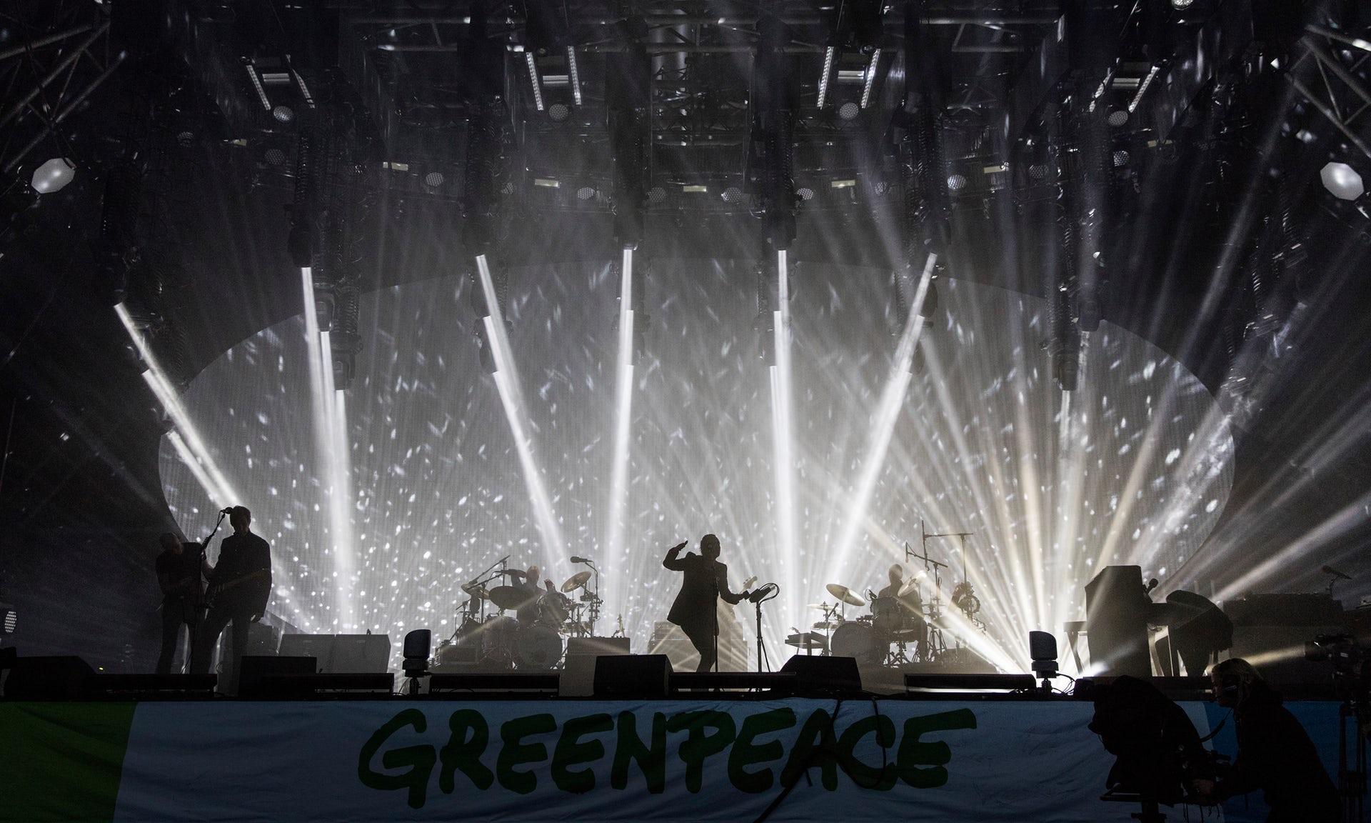 2. Radiohead - Photo Credit: The Guardian