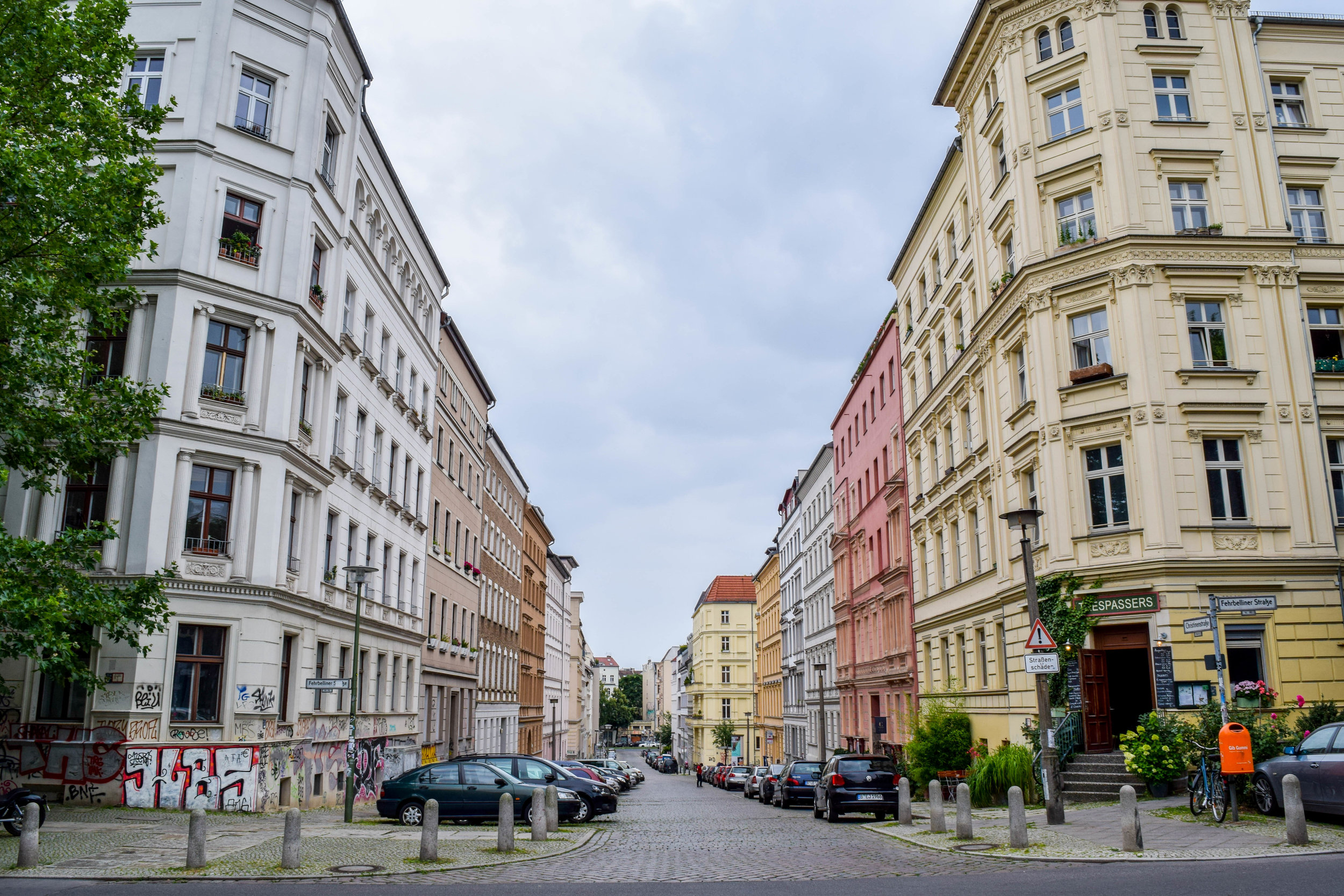 Mitte neighborhood of Berlin