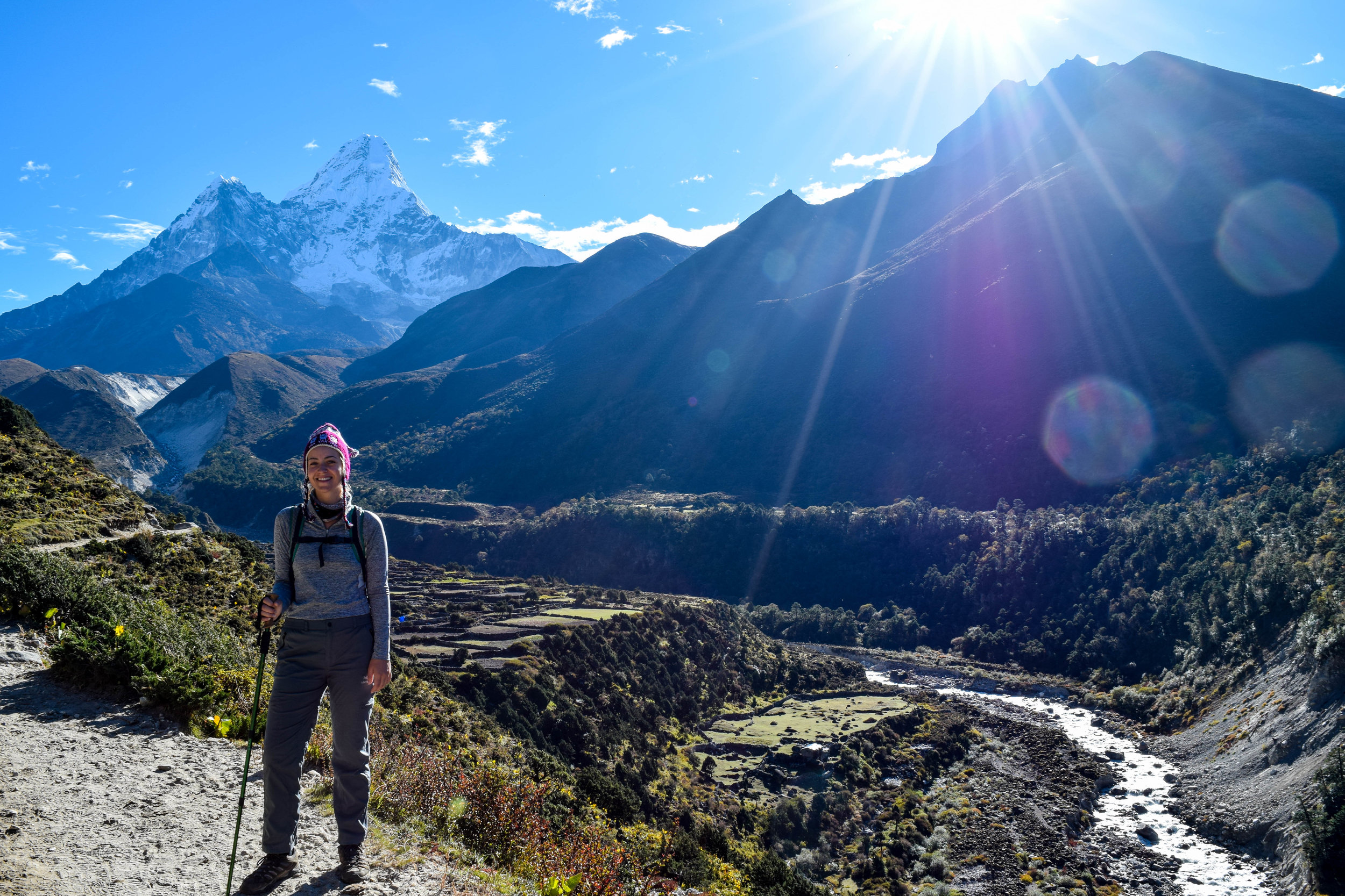 Me and Ama Dablam (Produced by J.J. Abrams)