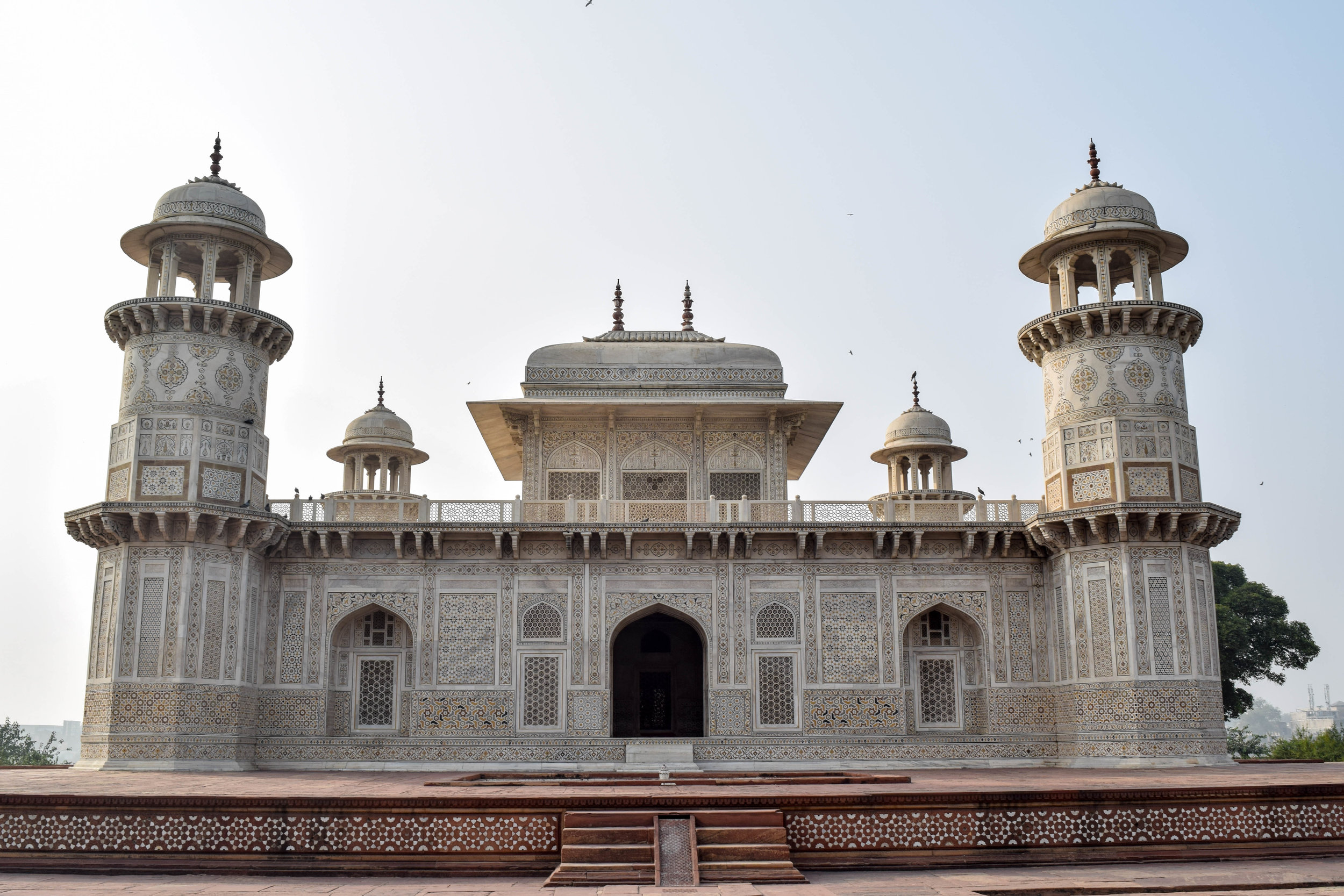 The Taj, but for babies.