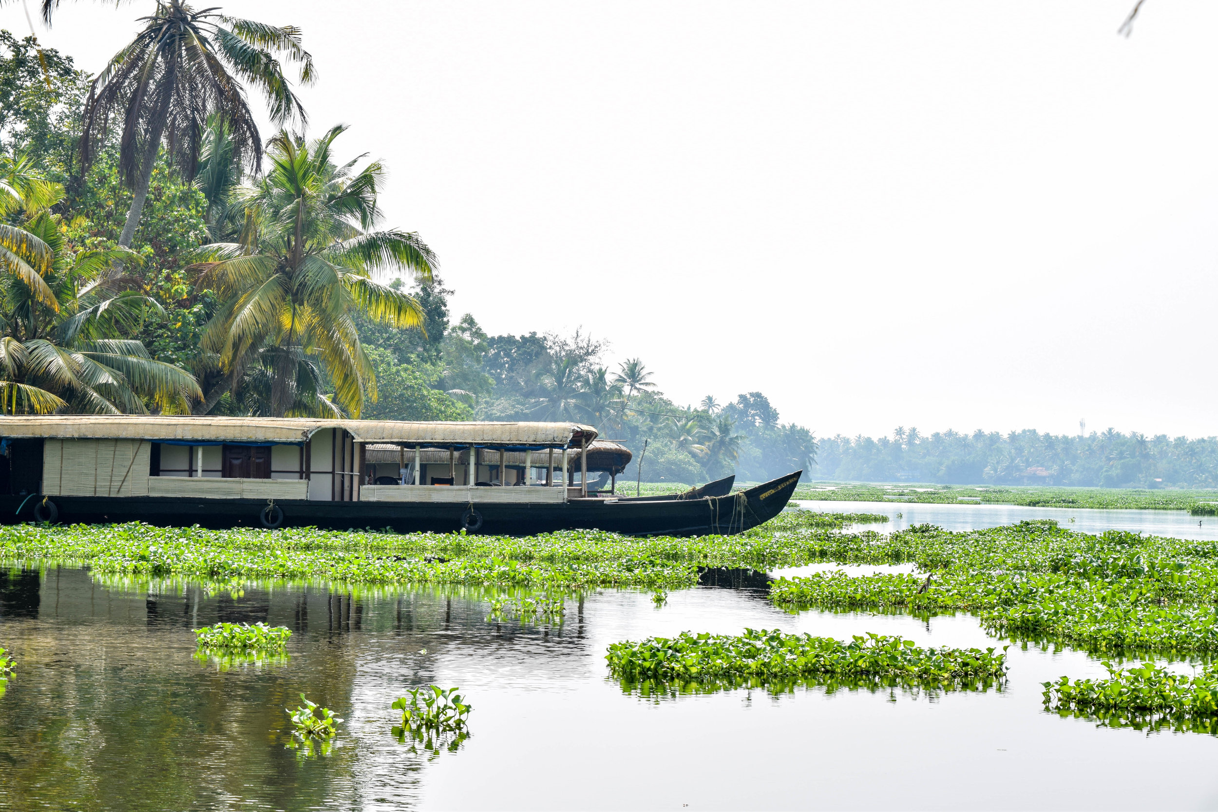Our humble houseboat.